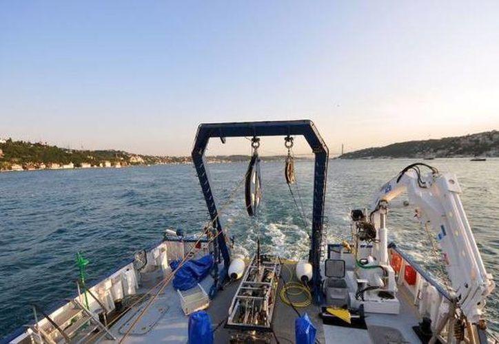 Los científicos realizarán el estudio a bordo del buque de investigaciones Nautilus. (metro.pr)