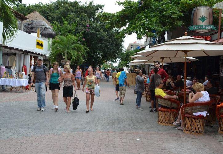 Reportan que la Riviera Maya es destino favorito por los europeos. (Yenny Gaona/SIPSE)