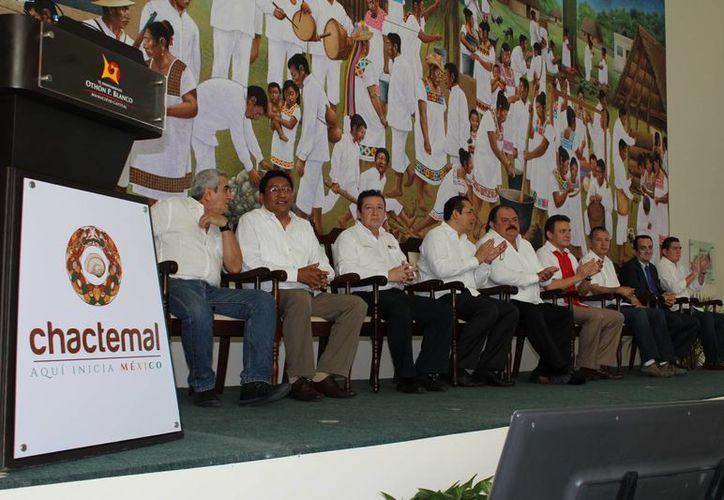 La marca será llevada a ferias turísticas y encuentros de todo tipo, pues el distintivo Chactemal identificará a Chetumal. (Ángel Castilla/SIPSE)