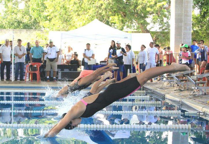 La delegación es integrada por 25 atletas, entre sirenas y tritones. (Ángel Villegas/SIPSE)