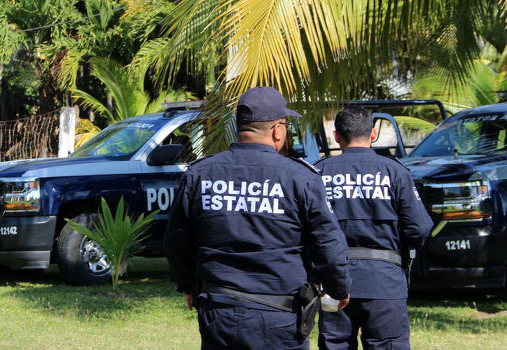 En Ramonal, denuncian falta de vigilancia policíaca. (Carlos Castillo/SIPSE)