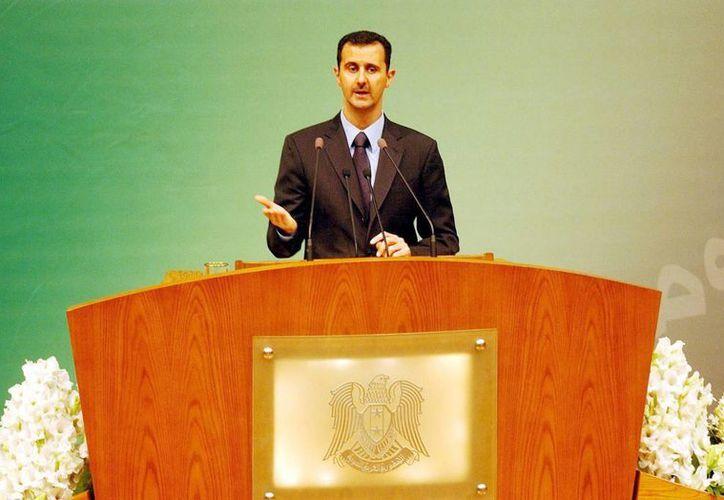 Para Al Assad, Egipto vulnera la soberanía de la región. (EFE)