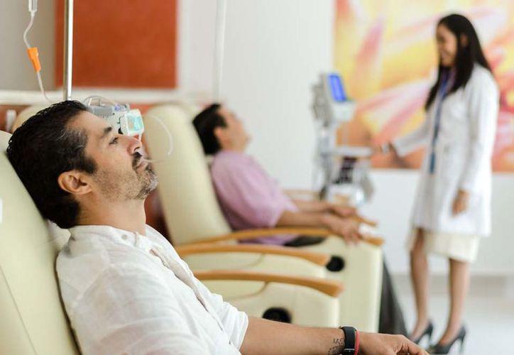 La búsqueda de las compañías que ya visitaron a Cancún y la infraestructura médica permitirá que  lleguen más pacientes. (Luis Soto/ SIPSE)