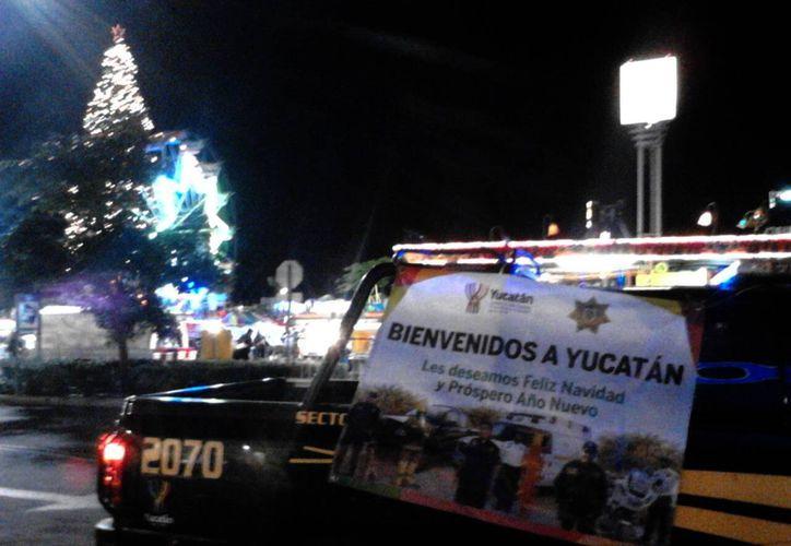 Yucatán finaliza el año de nueva cuenta entre los estados más seguros, confirma un estudio nacional. (Milenio Novedades)