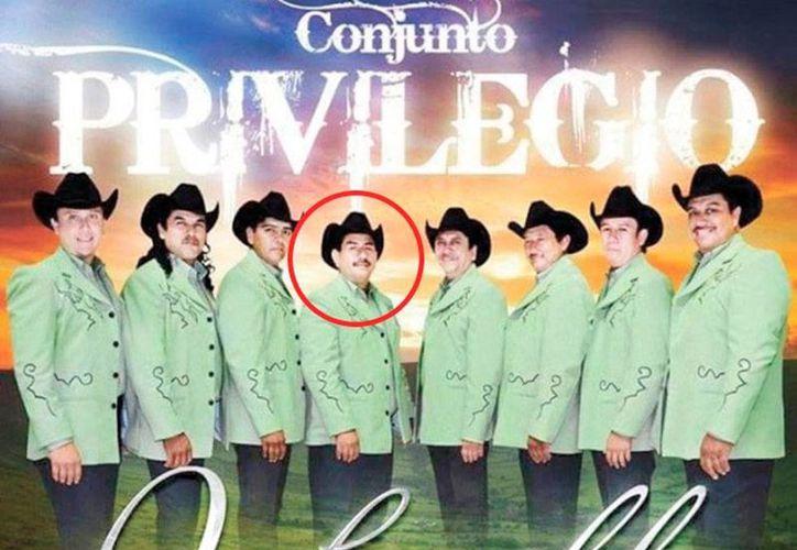 Luis Javier Hernández Juárez, exalcalde de Villagrán, y músico banda, fue asesinado antes de un concierto. (excelsior.com.mx)