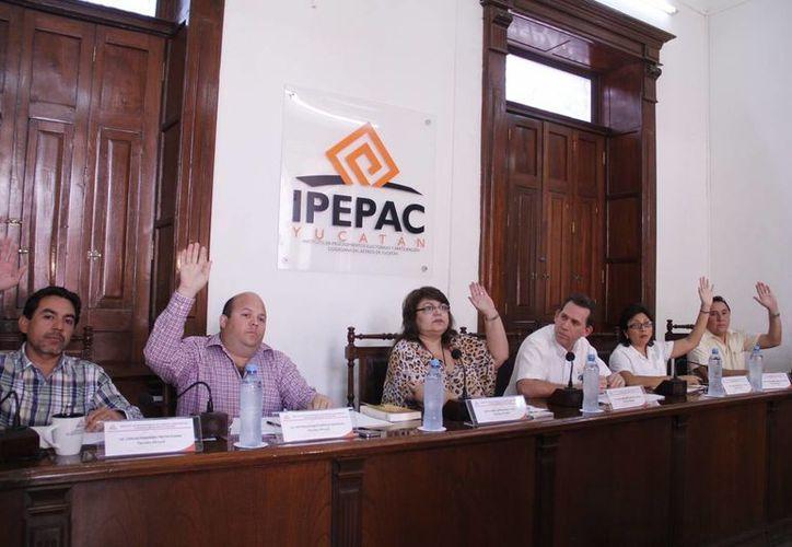 La sede del Ipepac llevará a cabo el cómputo de la consulta. (Juan Albornoz/SIPSE)