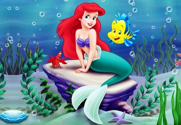 La Sirenita es una de las princesas de Disney favoritas de los niños. (Disney)