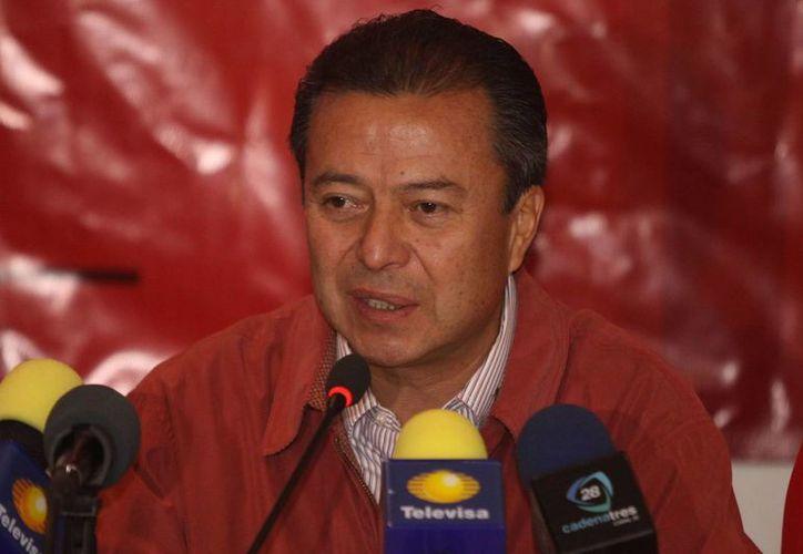 Camacho Quiroz dijo que la prioridad del PRI es convertirse en la mejor opción  para el ciudadano. (Archivo/Notimex)