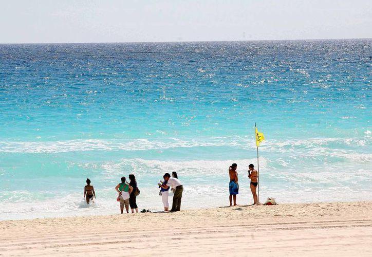 Cancún tiene problemas de erosion. (Redacción/SIPSE)