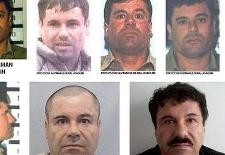En menos de 15 años Joaquín Guzmán Loera ha logrado escapar dos veces prisiones de máxima seguridad en México. (Interpol)