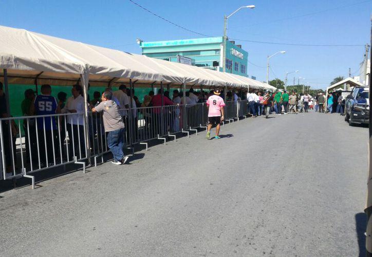 El proceso  de votación inició a las 9:00 horas y concluyó a las 18:00 horas. (Redacción/SIPSE)