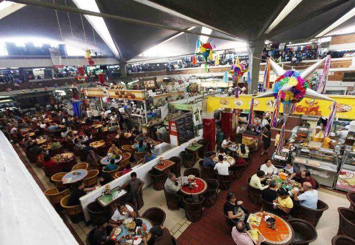 México registra una caída en su desempeño económico en los últimos 12 meses. (Archivo/Notimex)
