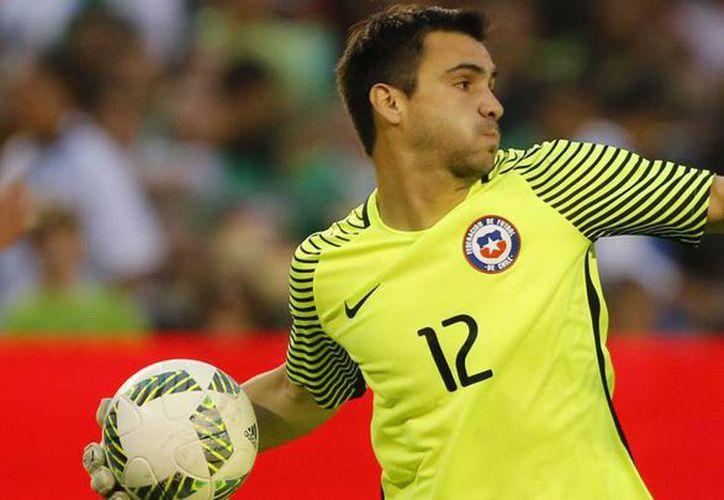 El chileno Cristopher Toselli, será el nuevo portero de Atlas de Guadalajara. (SIPSE)