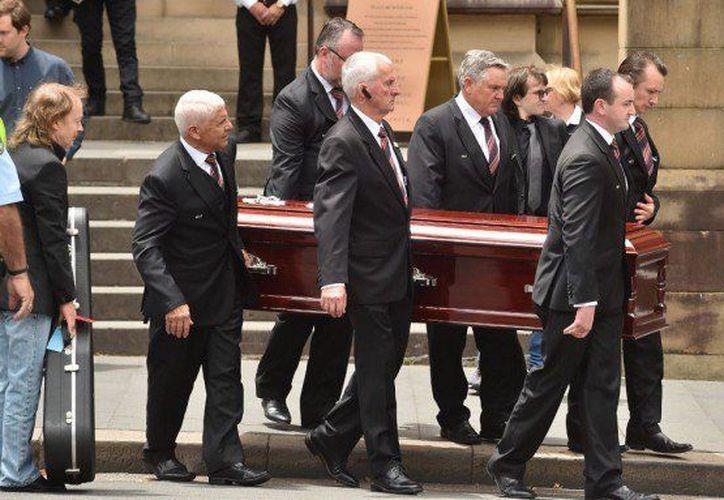 Malcolm Young fue enterrado en un funeral privado en Sydney. (Foto: SonarFM)