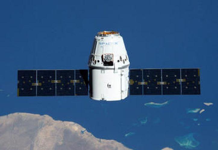 Las piezas de este aparato podrán ser reutilizadas. (Foto: NASA/Twitter)