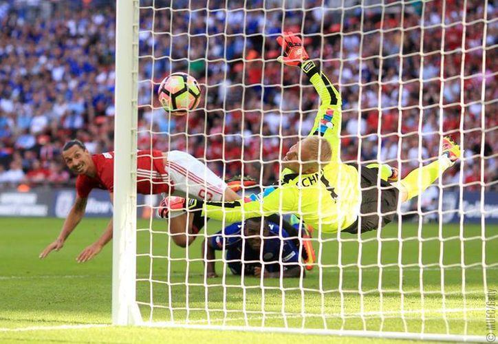 Delantero del Manchester United en acción. (Foto: Manchester United)