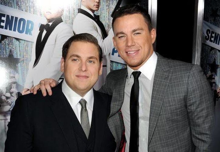 Channing Tatum y Jonah Hill esperan tener el mismo éxito que tuvieron en su primera pelicula '21 Jump Street'. (popsugar.com)