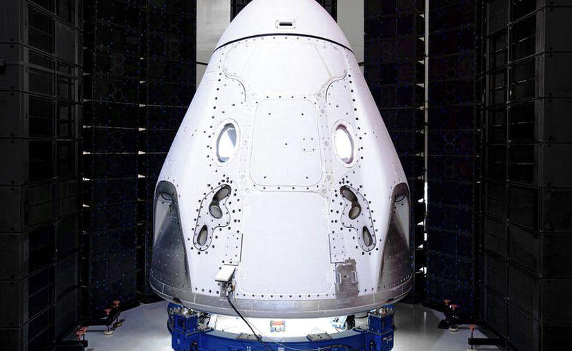 SpaceX via AP