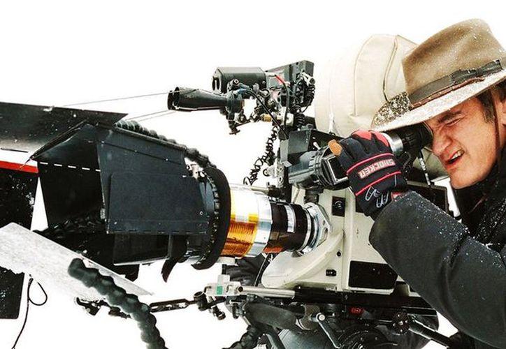 Festeja el cineasta Tarantino su cumpleaños, anunciando que está todo listo para su nuevo filme: Charles Manson. (Contexto/Internet)