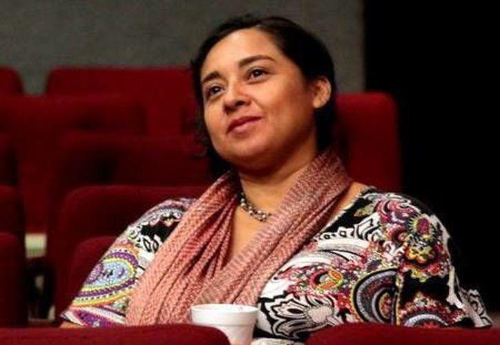 La dramaturga yucateca Concepción León, más conocida como Conchi León, es ahora una reconocida escritora en Alemania gracias a su obra 'Santificarás las fiestas'. (SIPSE)