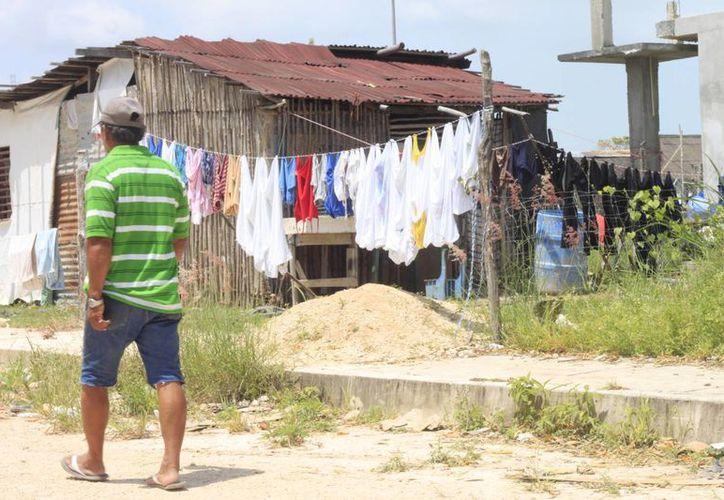 El municipio de Othón P. Blanco registra una necesidad de vivienda de mil a mil 500 casas al año. (Harold Alcocer/SIPSE)
