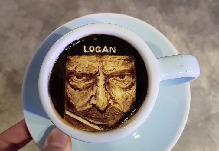 Una taza de café frío que cuesta 7.70 euros (160 pesos) (Foto: Contexto/Internet)