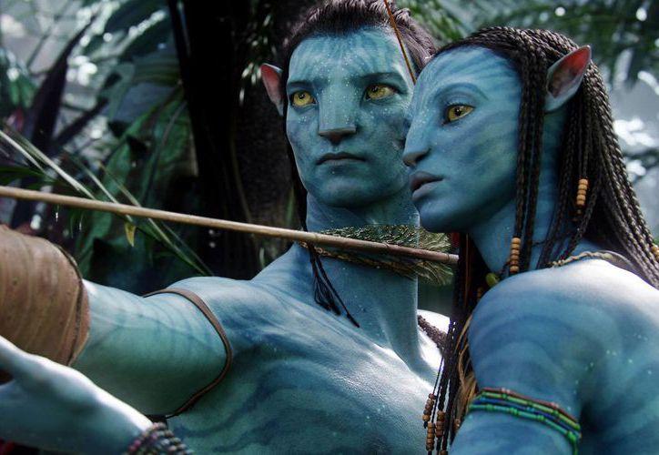 El estreno de la cinta Avatar 2 se prevé para 2014. (alucine.es)