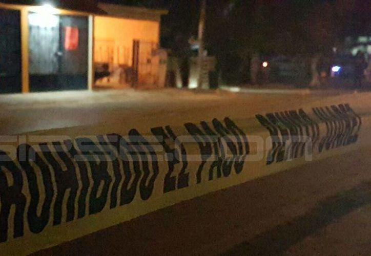 Las autoridades policíacas informaron que se encontraron al menos nueve casquillos percutidos en el lugar. (Inspector Nocturno)