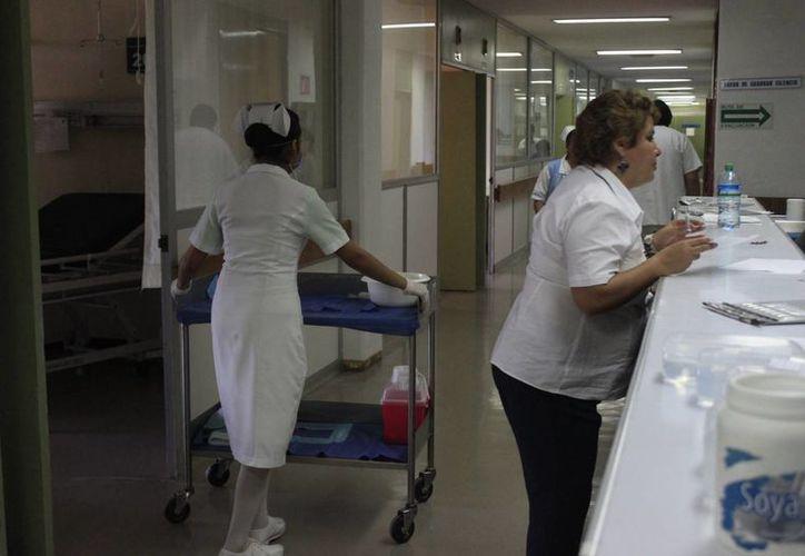 La Secretaría de Salud confirmó que se registraron las primeras dos muertes por casos positivos de dengue. (Harold Alcocer/SIPSE)