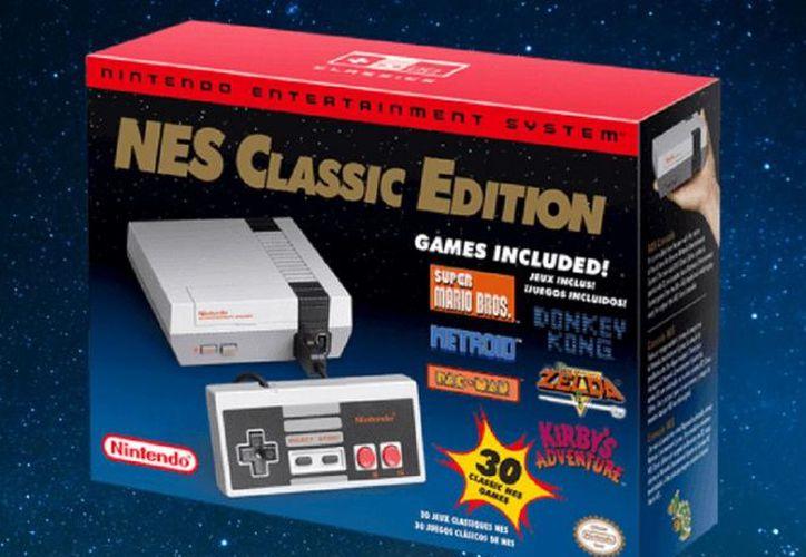 A través de un comunicado, Nintendo ha detallado que el próximo verano se volverán a poner a la venta unidades de NES Classic Mini. (Excelsior)