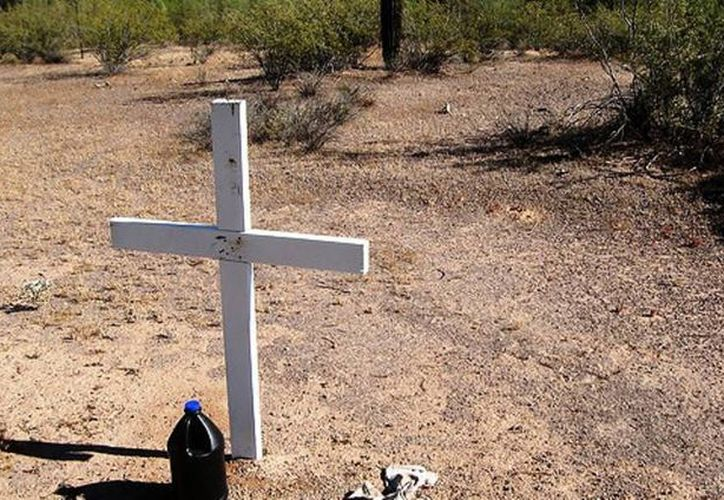 En 2012 el número de muertes en la frontera llegó a 463. (quadratinmexico.com)