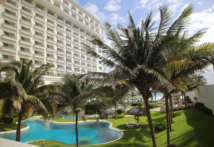 Las marcas hoteleras son reconocidas en el mundo. (Luis Soto/SIPSE)