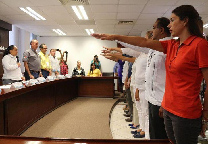 Aún no hay un dato preciso sobre el número de trabajadores que tiene el Ayuntamiento de Solidaridad. (Adrián Barreto/SIPSE)