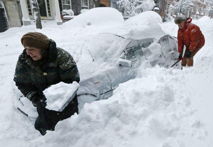 El frío se dejará sentir en varios estados desde este fin de semana en algunos estados; piden extremar precauciones. (Archivo/Agencias)