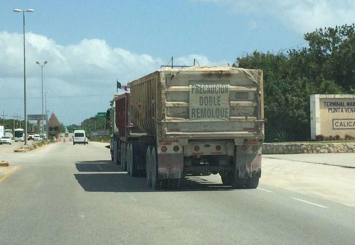 Hasta ahora la delegación de Transporte en Playa del Carmen está acéfala. (Adrián Barreto/ SIPSE)