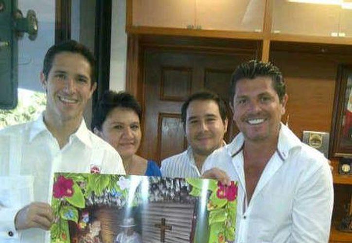 La Feria de El Cedral es promocionada a nivel nacional e internacional. (Cortesía/SIPSE)