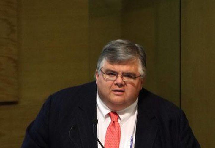 Agustín Cartens, gobernador del Banco de México. (Agencias)
