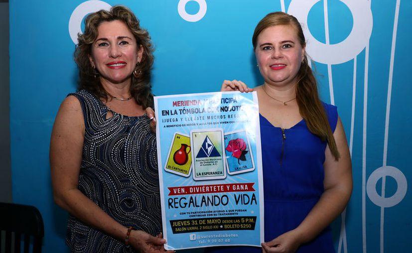 """Organizadoras presentaron la quinta edición del evento """"Regalando Vida"""". (Foto: Jorge Acosta)"""