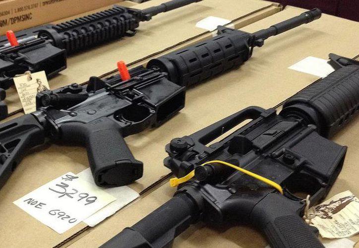 El Congreso aún no fija una fecha para comenzar a debatir las regulaciones para adquirir y poseer armas en Estados Unidos. (Archivo/AP)