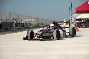 Últimas pruebas libres previo a carrera de Fórmula 4 en Yucatán