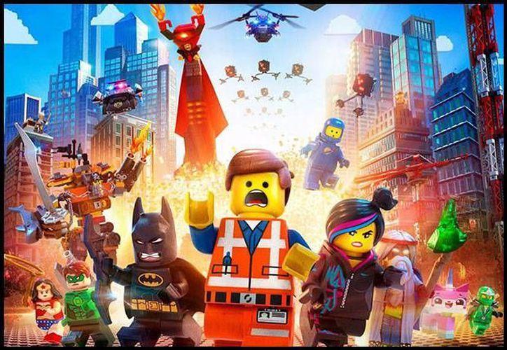 Los Bloques LEGO se han establecido como uno de los juguetes más populares e imperecederos de la historia. (cinepremiere.com.mx)
