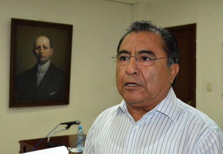 Pedro Oxté, líder de la CROC en Yucatán, dijo que ahora las empresas están obligadas a inscribir ante el IMSS a su personal eventual. (SIPSE)