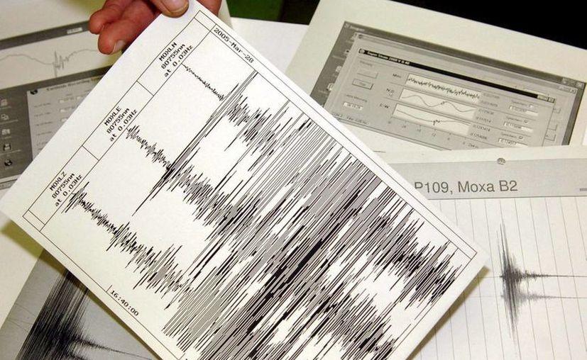 El primero de los sismos, con magnitud 3.1, se dio a las 03:25 hora local a 28 kilómetros al Sur de la población de Puerto Armuelles, zona limítrofe con Costa Rica. (EFE/Archivo)