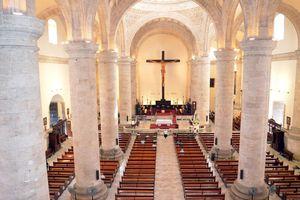 Una verdadera joya arquitectónica es la Catedral meridana