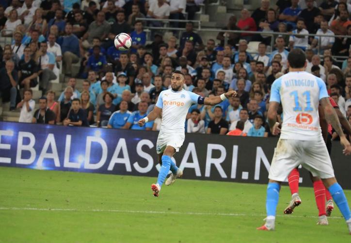 El disparo de Dimitri Payet desde 25 metros que recorre el mundo y es señalado como el gol del año. (Foto: Infobae)