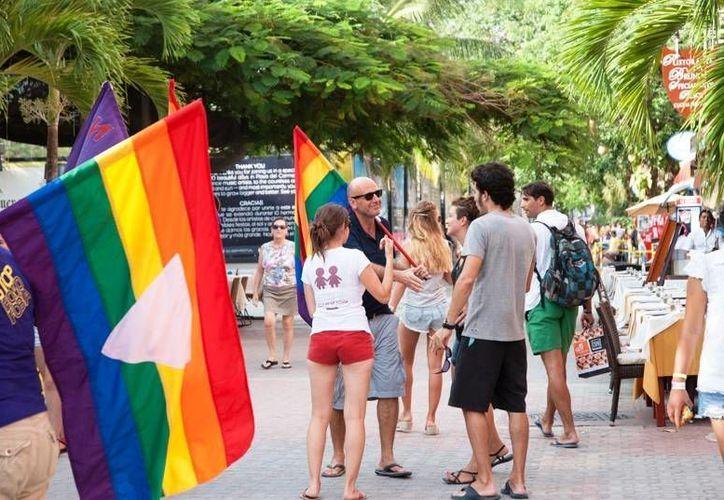La marcha se realizará el 28 de junio con motivo del Día Mundial del Orgullo Gay. (Redacción/SIPSE)