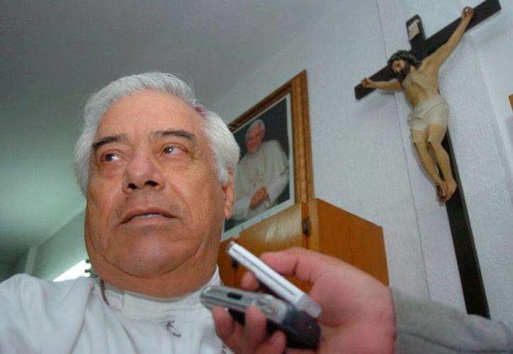 El Arzobispo de Tijuana, Rafael Romo Muñoz, dijo que 5 sacerdotes están suspendidos, pero aún no tienen pruebas contra ellos. (vebidoo.es)