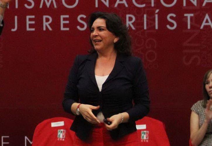 La exgobernadora de Yucatán recordó, mediante Twitter, que desde este sábado los temas de seguridad y prevención del delito son tarea de la Segob. (Notimex)