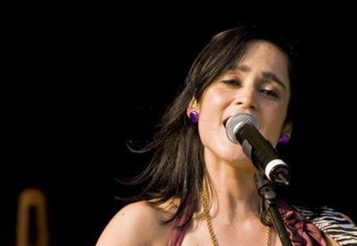 La cantante ofrecerá su primer concierto el 1 de Noviembre. (Contexto/Internet)