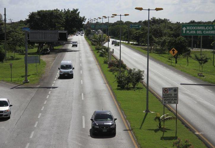 Este año se invirtieron 5 mil 600 millones de pesos para infraestructura en Quintana Roo. (Luis Soto/SIPSE)